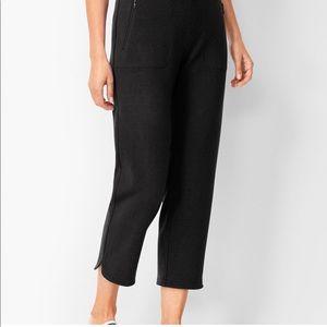 Women's Straight Crop Pants